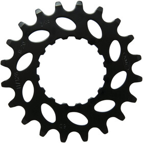 "KMC E-Bike Chainring 1/8"" for Bosch Active+Performance Line black"